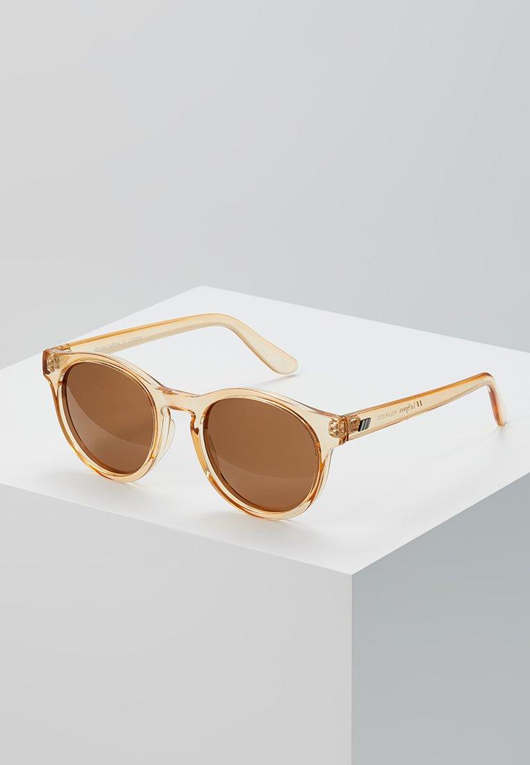 Le Specs - HEY MACARENA  - Okulary przeciwsłoneczne - beige