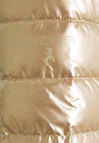Patrizia Pepe - PIUMINO JACKET - Winter jacket - gold/mastic - 3