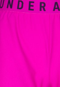 Under Armour - PLAY UP SHORTS 3.0 - Urheilushortsit - meteor pink - 6