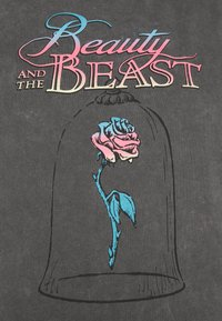 Cotton On - CLASSIC DISNEY - T-shirt con stampa - slate grey - 4
