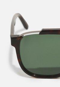 Salvatore Ferragamo - Sunglasses - dark tortoise - 4