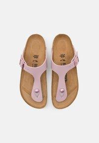 Birkenstock - GIZEH - Sandály s odděleným palcem - mauve - 3