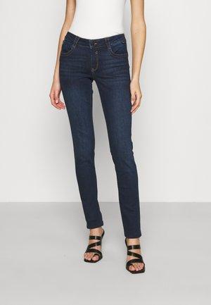 LINDY - Slim fit jeans - deep used glam