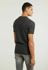 CHASIN' - TODAY - Print T-shirt - dark grey - 1