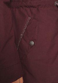 Ragwear - CANNY - Winter coat - wine red - 5