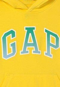 GAP - BOY LOGO - Collegepaita - bright lemon - 2