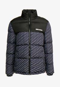 Night Addict - NAMASTER - Winter jacket - black - 3