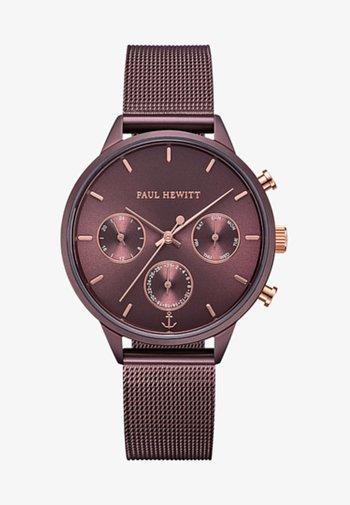 EVERPULSE - Chronograph watch - berry