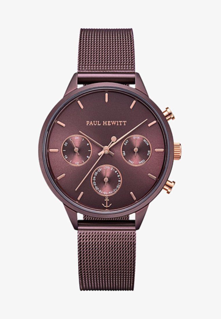 Paul Hewitt - EVERPULSE - Chronograph watch - berry