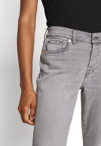 7 for all mankind - ASHER LUXE VINTAGE OFF DUTY - Slim fit jeans - grey - 3