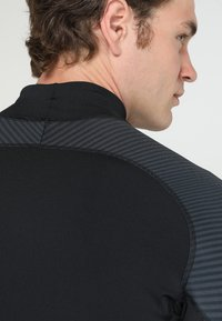 adidas Performance - ALPHASKIN ANTI-ODOR FABRIC CLIMAWARM - Långärmad tröja - black - 3