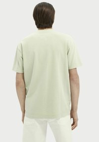 Scotch & Soda - Basic T-shirt - seafoam - 2