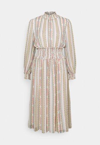SADIE DRESS - Korte jurk - inca soft beige