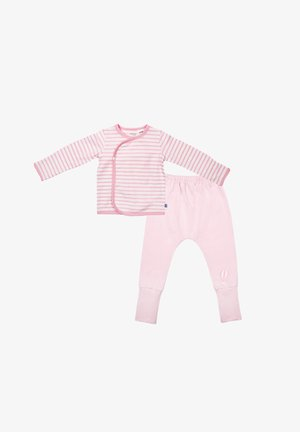 LOVE FROM ABOVE FRONT SNAP - Pyjama - pink