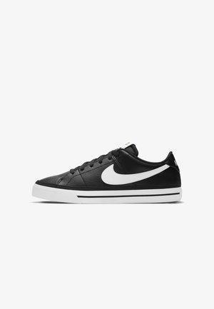 SKO COURT LEGACY - Sneakers - black/gum light brown/white