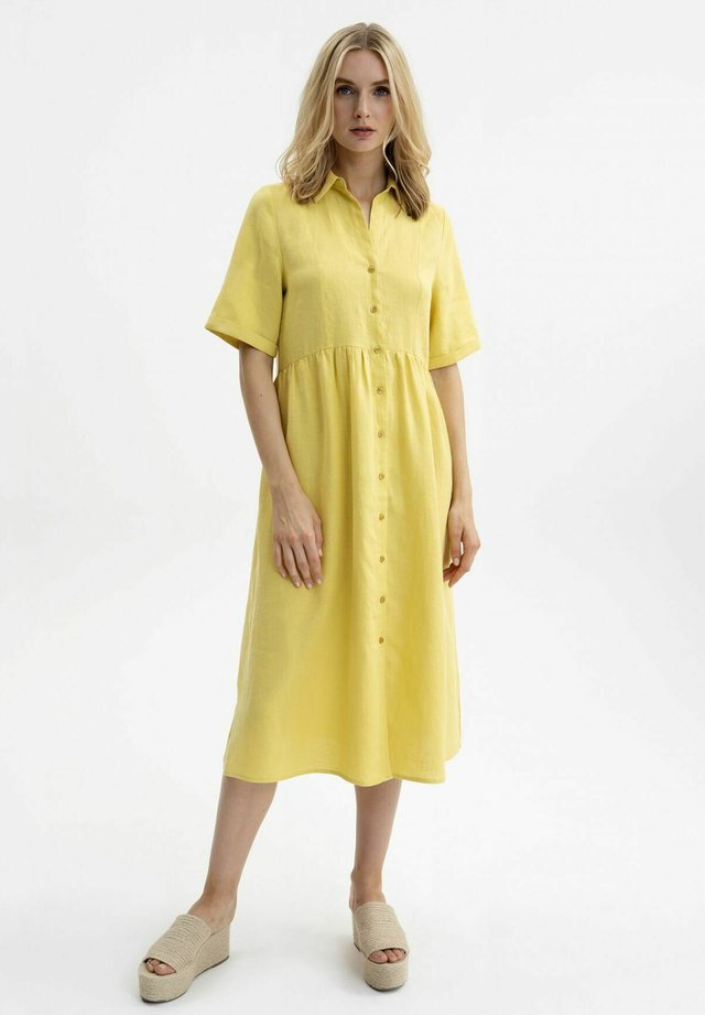 WEITES  - Shirt dress - sonneblume