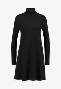 Vero Moda - Robe pull - black - 3