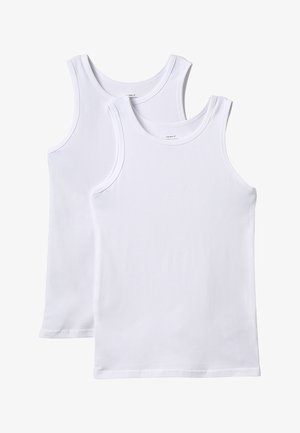 NMMTANK TOP 2 PACK - Camiseta interior - bright white