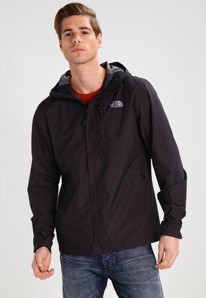 DRYZZLE JACKET - Hardshell jacket - black