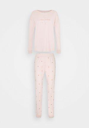 Pyjama set - mauve