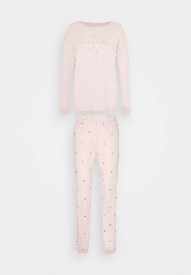 Piżama - mauve