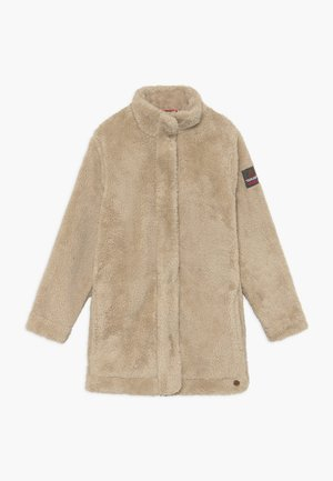 BANTRY GRLS - Fleece jacket - sand