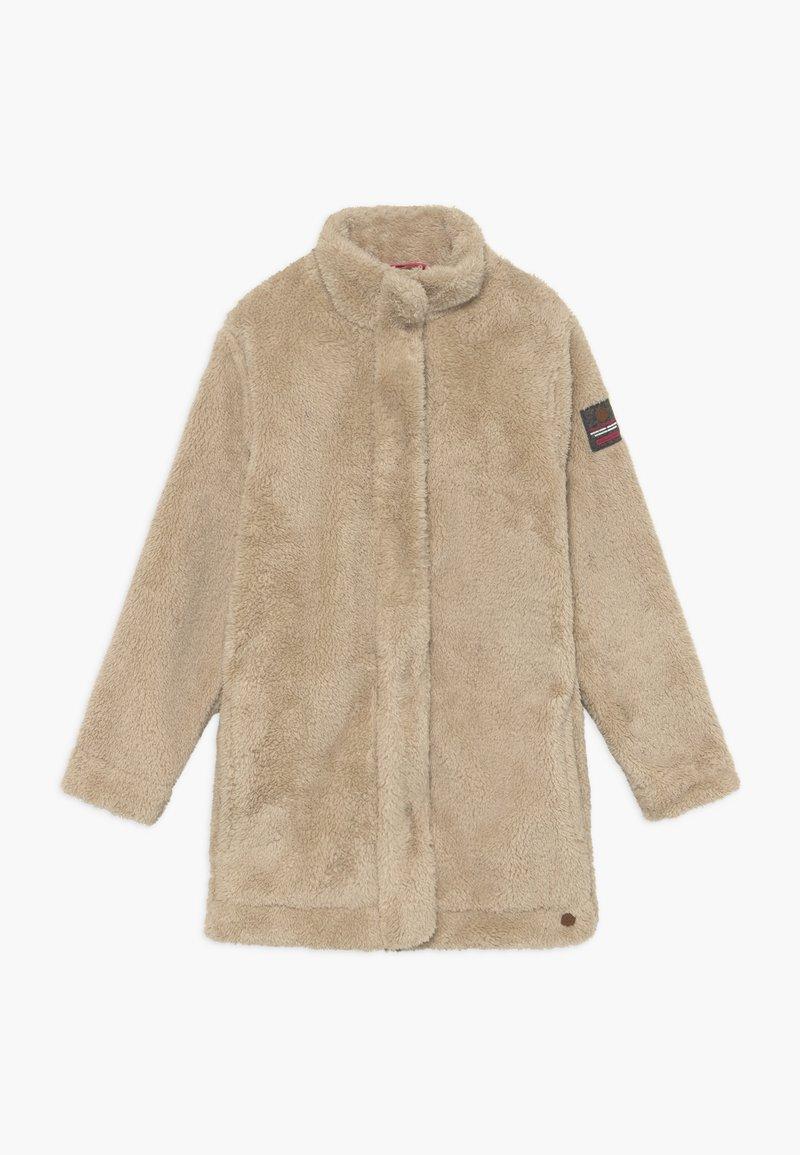 Killtec - BANTRY GRLS - Fleece jacket - sand