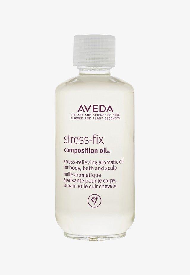 STRESS-FIX COMPOSITION OIL™ - Kropsolie - -