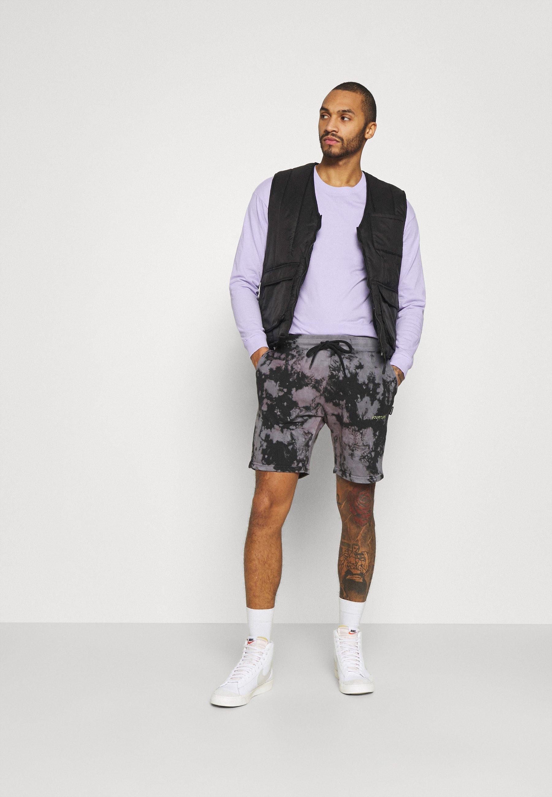 Men JORBRINK TEE CREW NECK - Long sleeved top