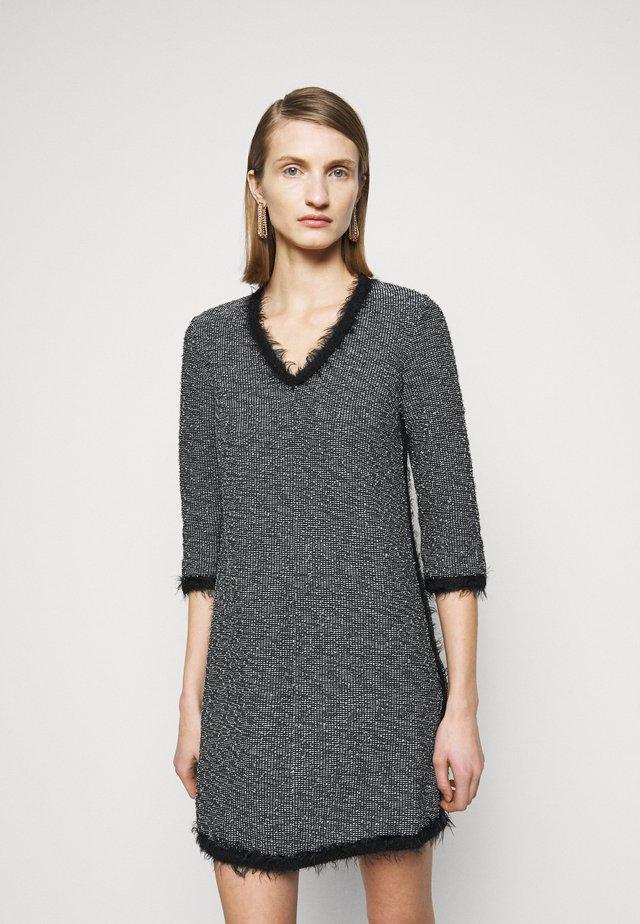 COSTANZA - Cocktail dress / Party dress - medium grey