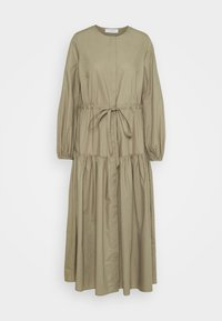 ORTENSIA - Shirt dress - sage green