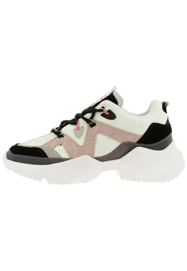 Sneakers laag - wht-nud