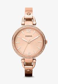 Fossil - GEORGIA - Watch - rose gold - 0
