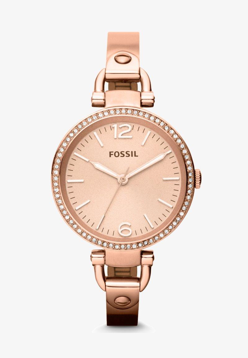 Fossil - GEORGIA - Watch - rose gold