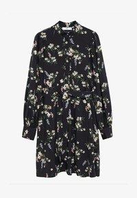Mango - NOELA - Shirt dress - black - 6
