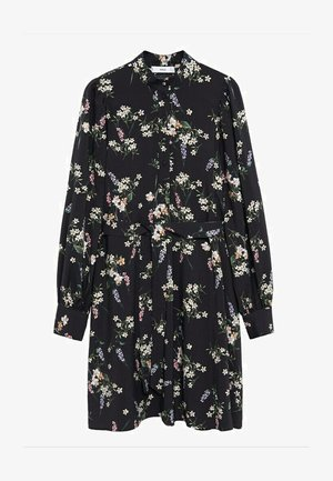 NOELA - Shirt dress - black
