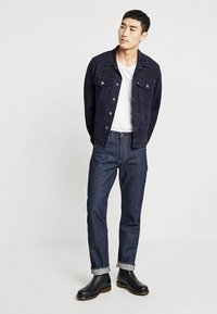 Levi's® Made & Crafted - LMC 502™ REGULAR TAPER - Vaqueros rectos - lmc resin rinse stretch - 1