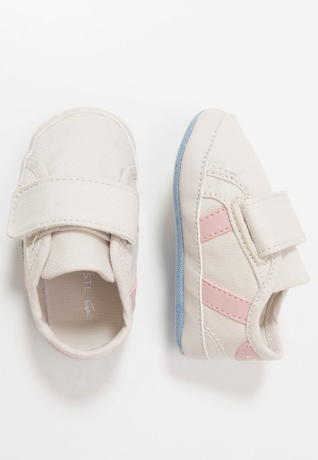 SIDELINE  - Babypresenter - offwhite/light pink