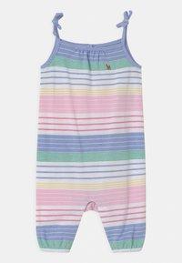 Polo Ralph Lauren - ONE PIECE - Jumpsuit - green/pink/multi - 0