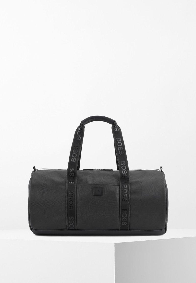 BOSS - HYPER - Weekend bag - black