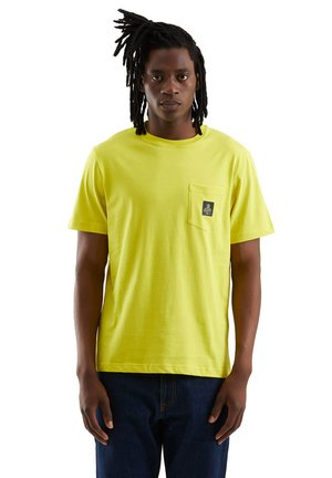 PIERCE PER UOMO - Basic T-shirt - campus green