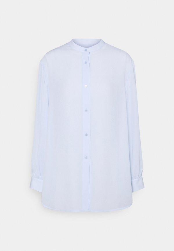 Filippa K LAYLA BLOUSE - Koszula - washed blue/niebieski UBLE