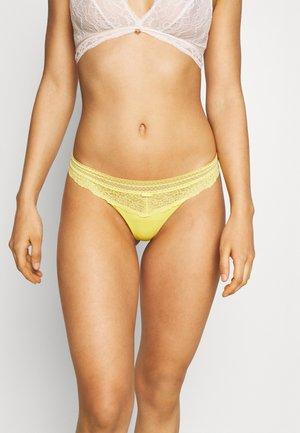 SORBET TANGA - Thong - jaune