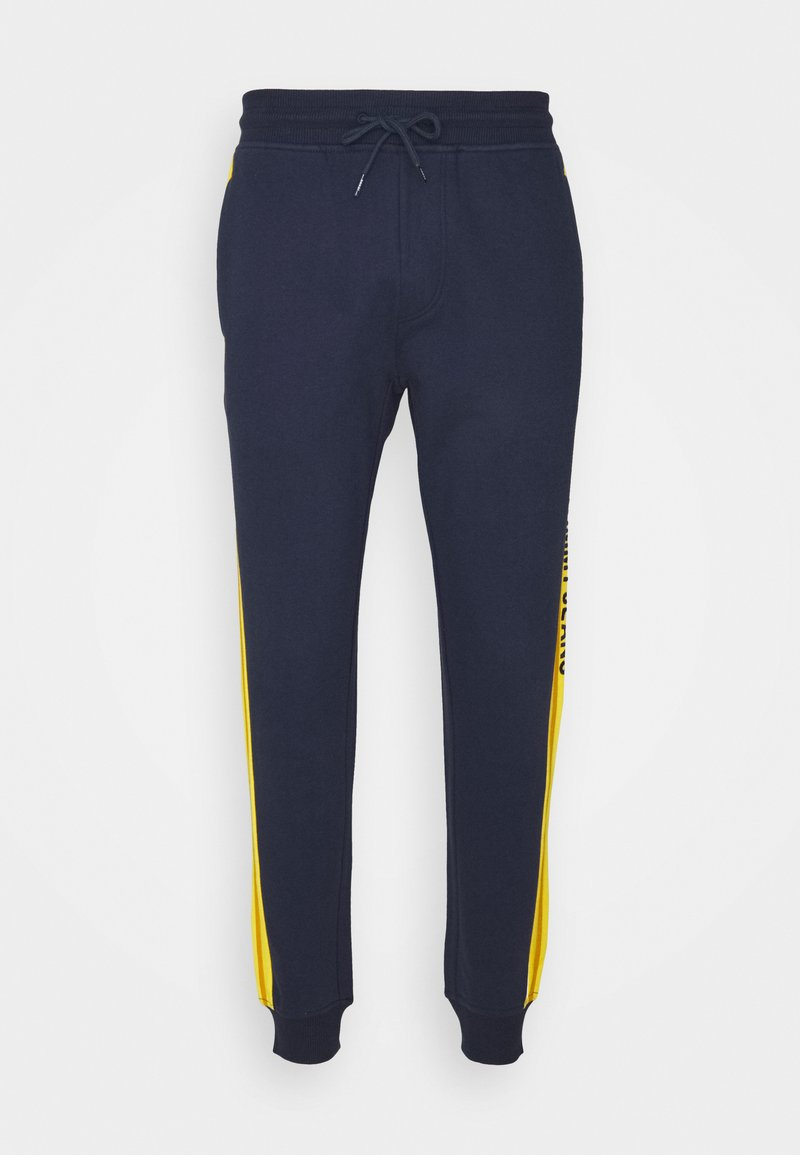 Tommy Jeans - Tracksuit bottoms - twilight navy