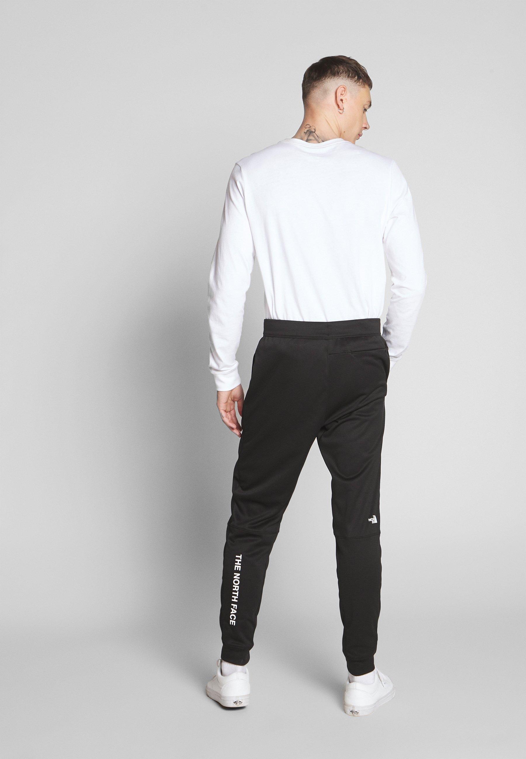 TRAIN LOGO PANT Joggebukse black