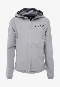 Fox Racing - RANGER WATER JACKET - Waterproof jacket - grey - 4