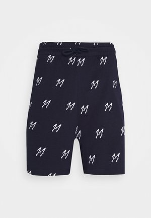 JACJASON - Pyjamabroek - maritime blue