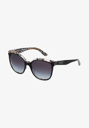 Solbriller - top black on