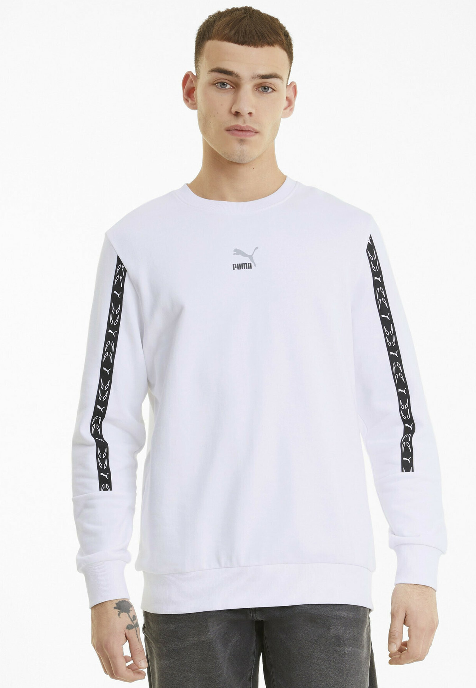 Homme ELEVATE CREW  - Sweatshirt