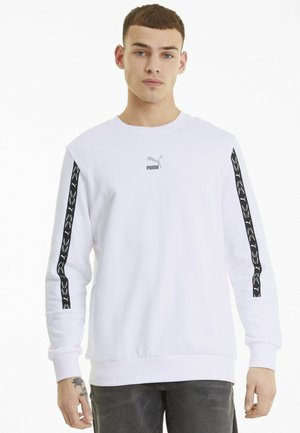 ELEVATE CREW  - Sweatshirt -  white